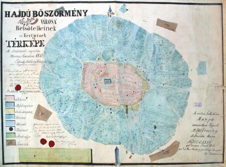 hajdúböszörmény térkép Környezetünk   Debreceni Egyetem